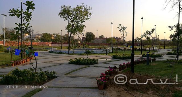masala-chowk-ramniwas-bagh-jaipur-amphitheatre