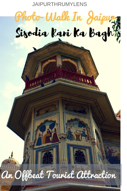 heritage photo walk in sisodia rani ka bagh jaipur #travel #heritage #Jaipur #photography #architecture #India #guide