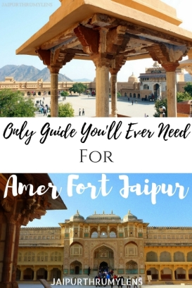 Guide to Amer Fort Jaipur