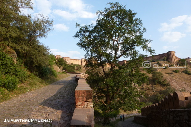 how-to-get-from-jaigarh-fort to-amer-fort