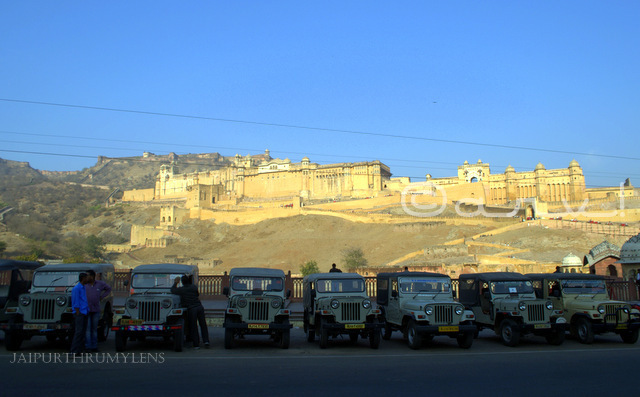 picture-parking-amer-fort-jaipur