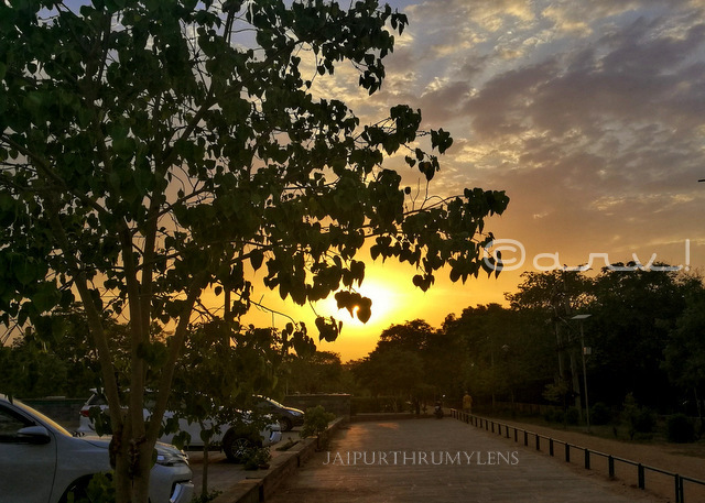 jaipur-blog-sunset-central-park
