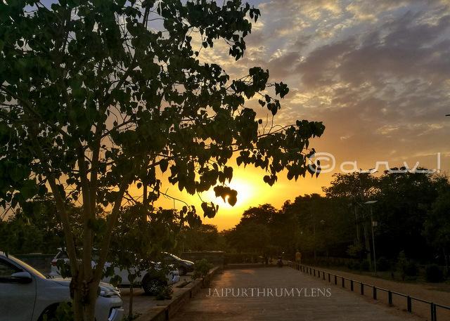 jaipur-blog-sunset-central-park