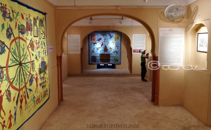 maharajah-school-of-art-and-craft-jaipur-tribal-art-gallery