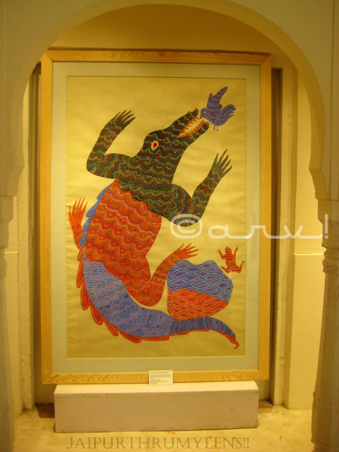 tribal-gond-art-jangrah-singh-museum-of-legacies-jaipur