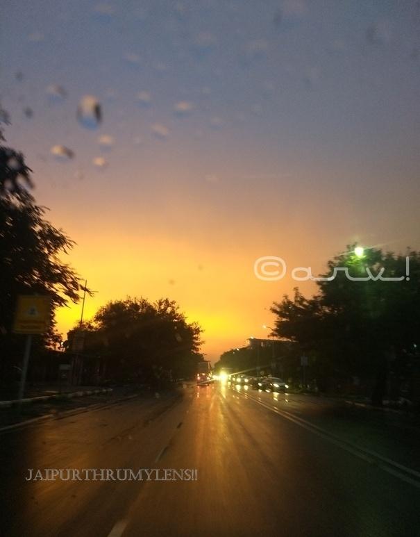 jaipur-sunset-central-park-gate-3-tapri-tea-house