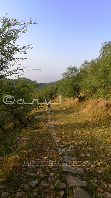 best-trekking-places-in-jaipur