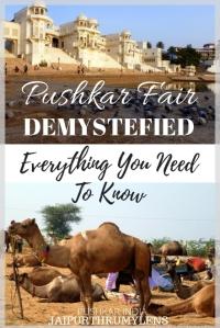 Pushkar Fair travel guide