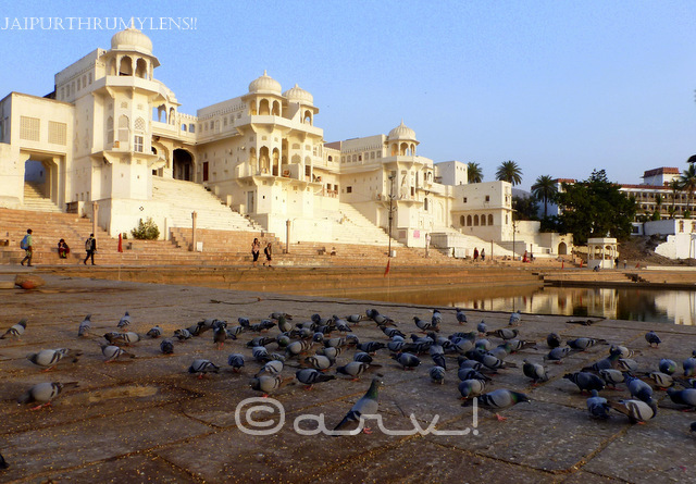 pushkar-sunset-at-lake-jaipur-ghat-travel-blog
