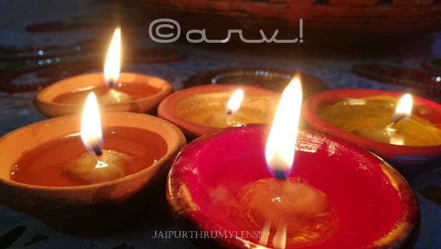 diwali-diya-in-jaipur