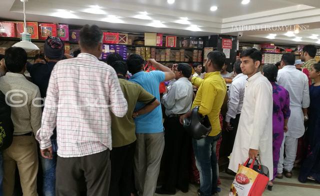 diwali gift idea mithai shop kanji jaipur