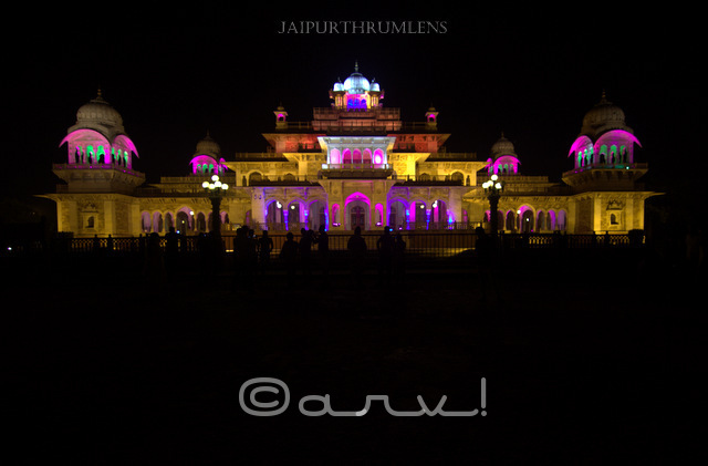 jaipur-diwali-decoration-albert-hall-museum