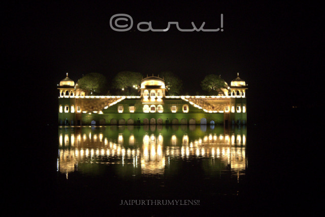 jaipur-diwali-decoration-jal-mahal-lighting