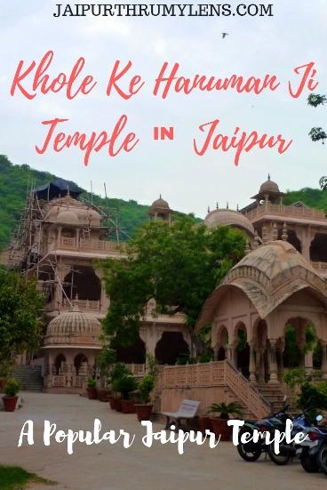 khole ke hanuman ji temple jaipur blog jaipurthrumylens