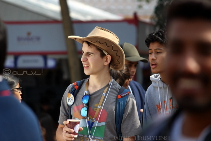 jaipur-literature-festival-fashion-white-boy-with-cowboy-hat