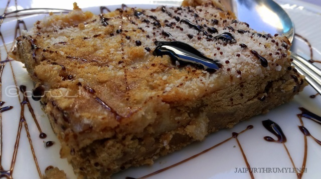 pushkar-food-blog-banoffee-pie-la-pizzeria