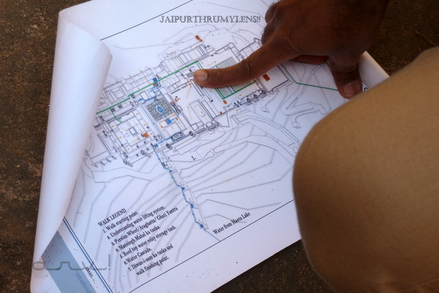 amer-fort-layout-map-heritage-water-walk-jaipur