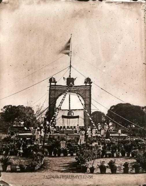 albert-hall-jaipur-foundation-day-1875-photo