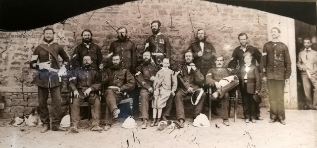 british-army-men-india-19-century-photo-jaipur-sawai-ram-singh