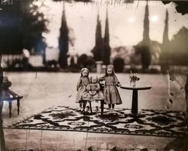 english-girls-jaipur-residency-vintage-picture-sawai-ram-singh