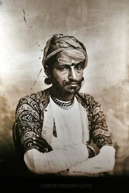 jaipur-king-maharajah-sawai-ram-singh-ii-vintage-photo