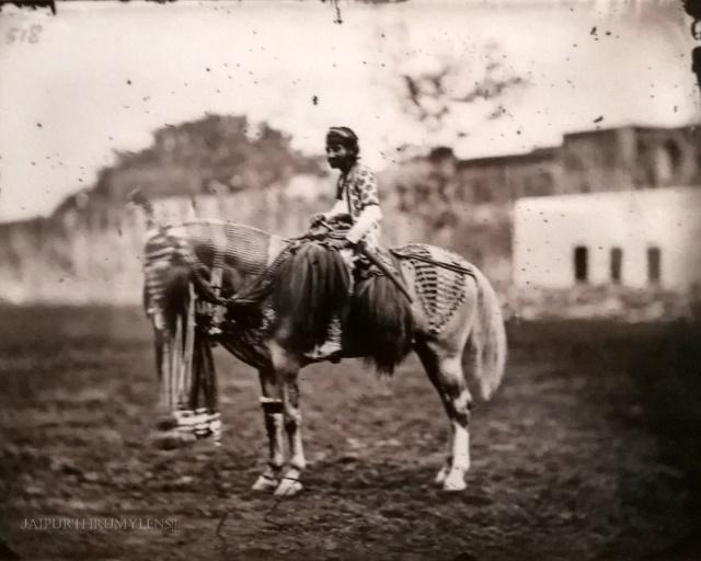 maharajah-sawai-ram-singh-2-horse-jaipur-old-photo