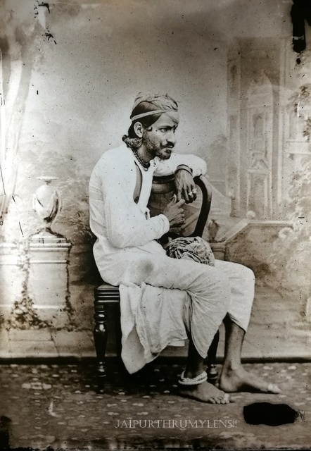 maharajah-sawai-ram-singh-ii-jaipur-king-photo