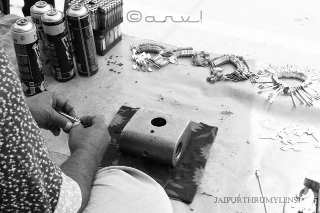 lock-repair-duplicate-key-jaipur-street-photography-walk