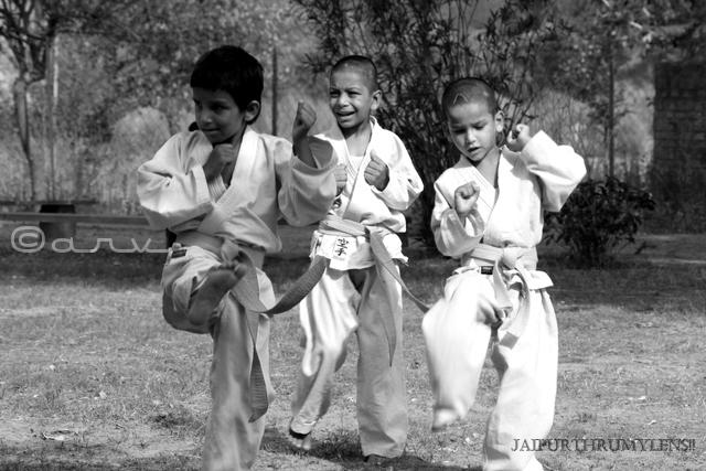 small-boys-karate-class