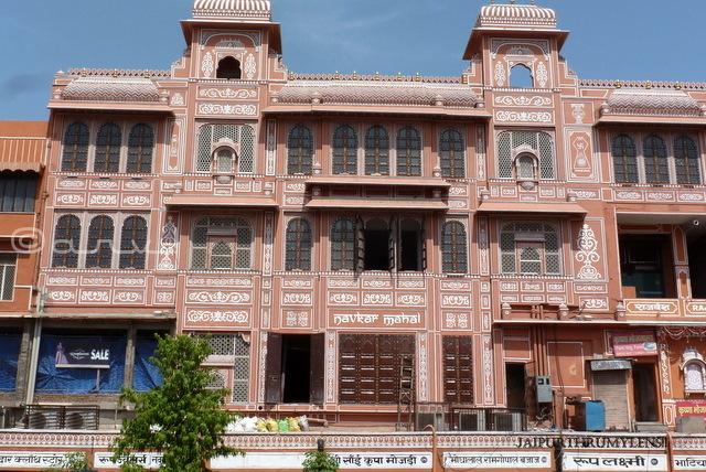 jaipur-achitecture-style-johari-bazaar-shop-facade