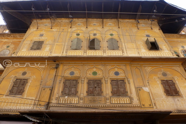 rajasthani-haveli-architecture-house-jaipur-walking-tour