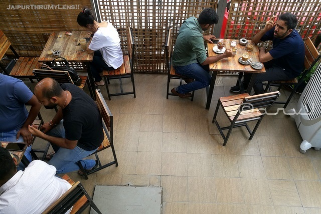 half-light-coffee-roasters-jaipur-outdoor-seating