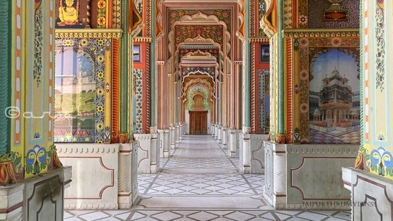 Patrika Gate Jaipur | A Snapshot of Rajasthan