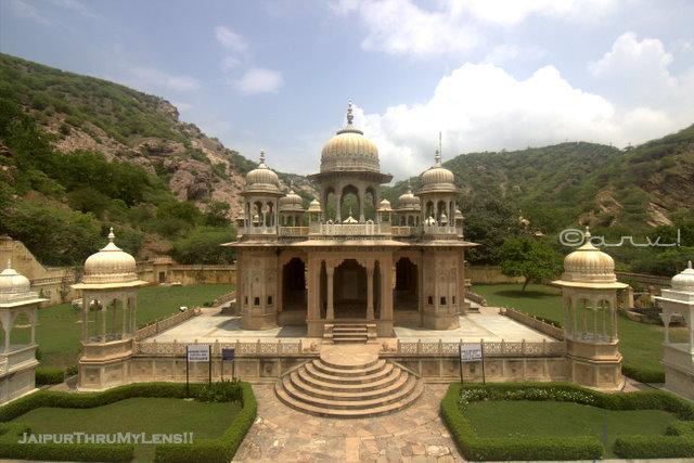 gaitore-ki-chhatriyan-jaipur