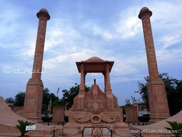 amar-jawan-jyoti-jaipur-shahid-smarak
