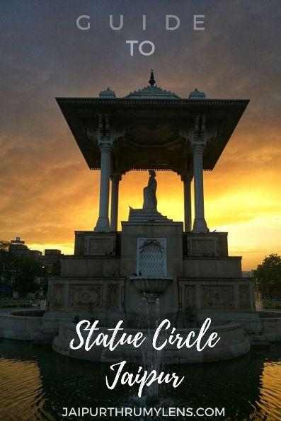 statue-circle-jaipur-guide