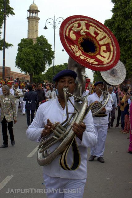 teej-festival-sawari-jaipur-taj-band