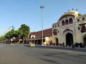 tripolia-gate-jaipur-curfew-coronavirus-lockdown