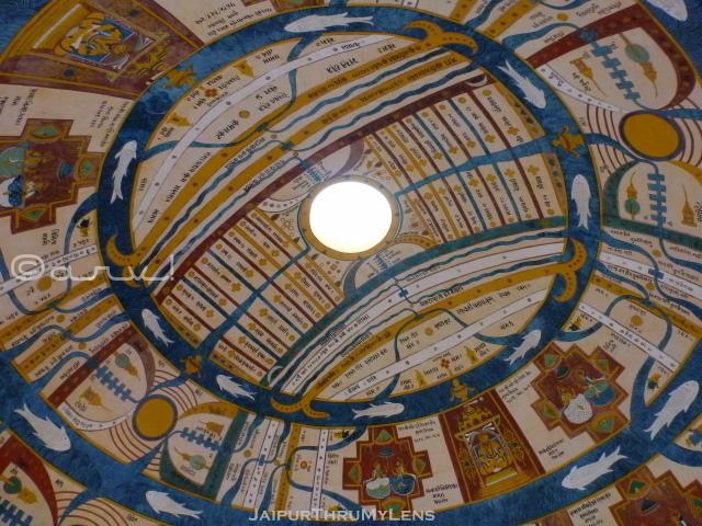 mural-ceiling-jawahar-kala-kenrda-jaipur