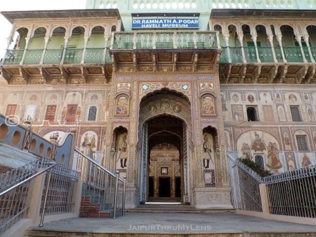 poddar-haveli-museum-nawalgarh-shekhawati-rajasthan