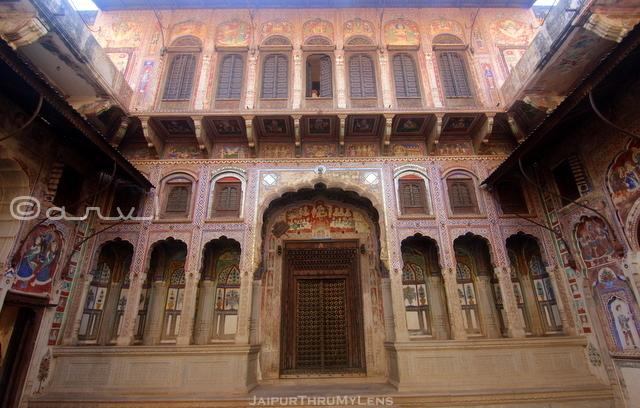 shekhawati-haveli-merchnt-prince-nawalgarh-poddar-museum