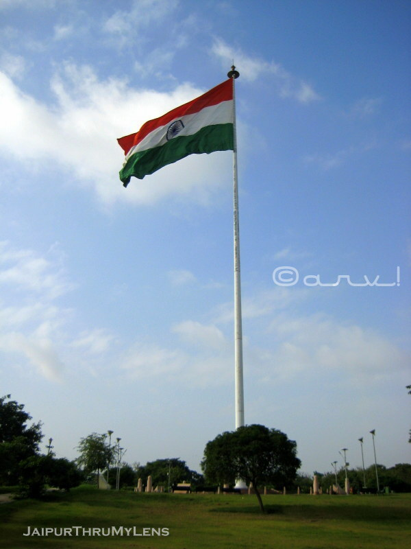 central-park-jaipur-india-flag-size