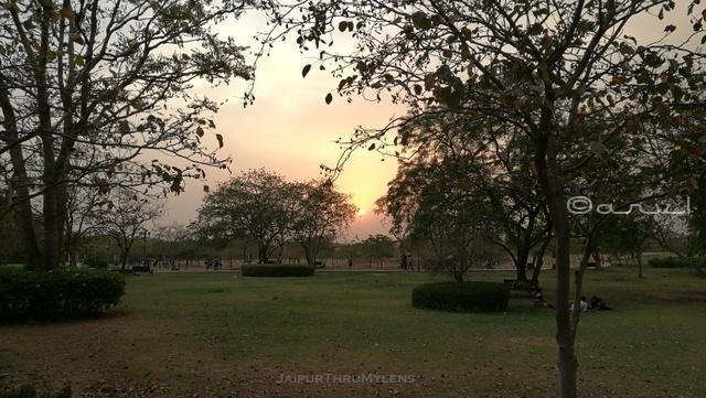 central-park-jaipur-size