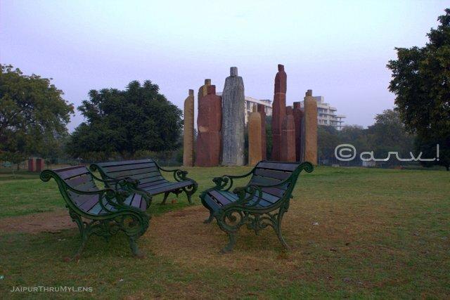 jaipur-central-park-stone-statute-blog-jaipurthrumylens