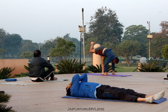 morning-yoga-jaipur-central-park-camp-jda