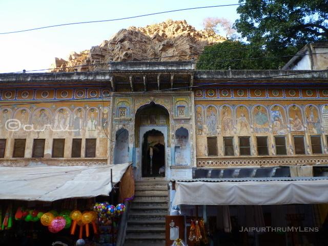 lohargal-dham-history-shekhawati-rajasthan