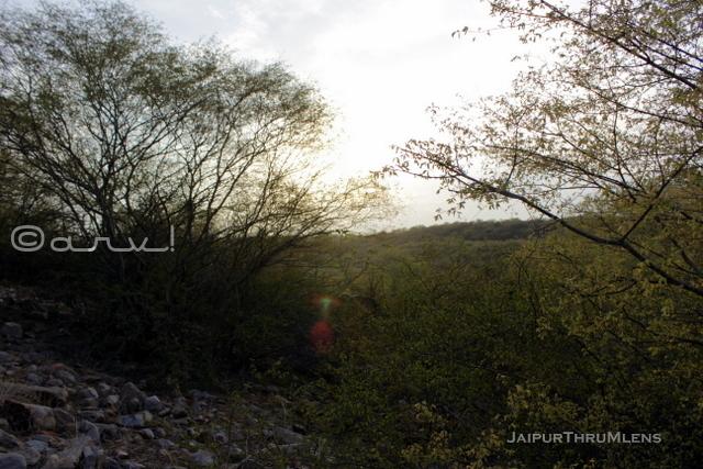 jaipur-trekking club-hathni-kund