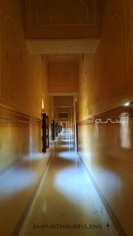 nahargarh-fort-jaipur-passageway-for-sawai-madho-singh-II