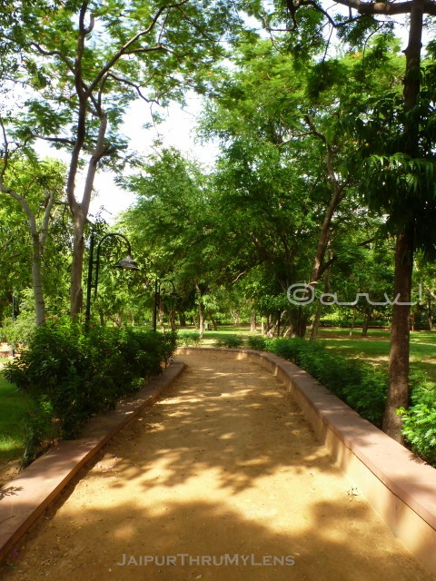 best-jogging-path-in-jaipur-sawan-bhado-park