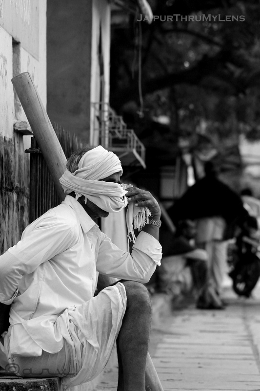 rajasthani-rural-man-jaipur-street-photo-india